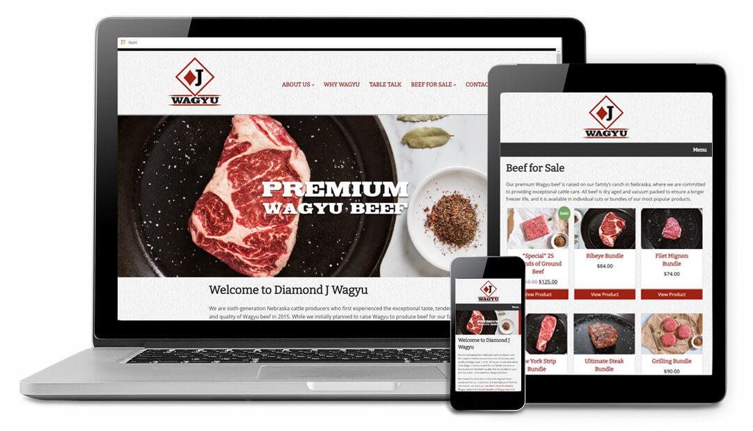 What we do websites 1